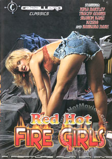 Red Hot Fire Girls Box Cover