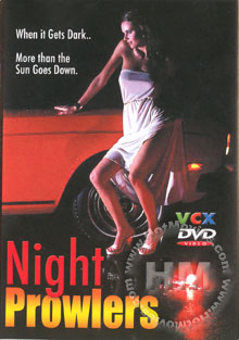 Night Prowlers Box Cover