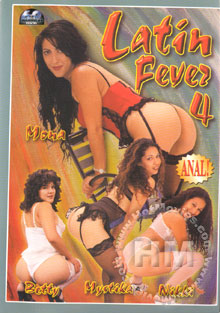 Latin Fever 4 Box Cover