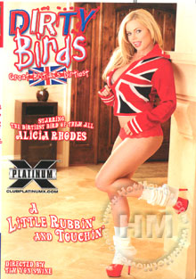 Dirty Birds - Great Britain's Dirtiest Box Cover