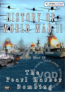 History Of World War II - The Pearl Harbor Bombing