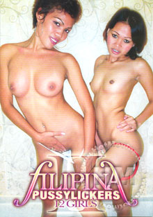 Filipina Pussy Lickers II Box Cover