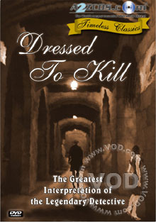 Dressed To Kill Box Cover
