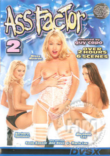 Ass Factor 2 Box Cover