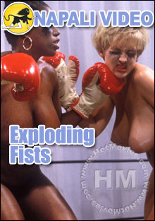 Exploding Fists: A Lesson In Boxing Box Cover