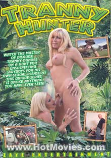 Tranny Hunter Box Cover
