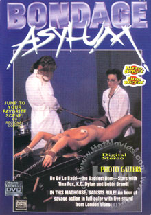 Bondage Asylum Box Cover
