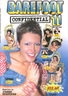 Barefoot Confidential 11 Box Cover