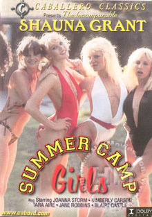 Summer Camp Girls Box Cover