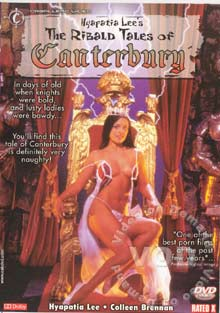 The Ribald Tales Of Canterbury Box Cover