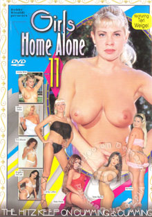 Girls Home Alone 11 Box Cover