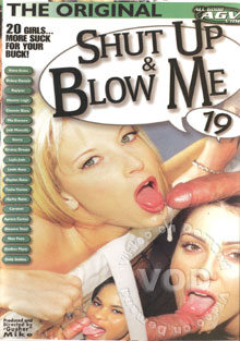 Shut Up And Blow Me 19 Box Cover
