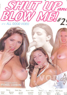 Shut Up And Blow Me! #29 Box Cover
