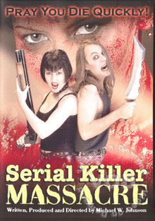 Serial Killer Massacre Box Cover