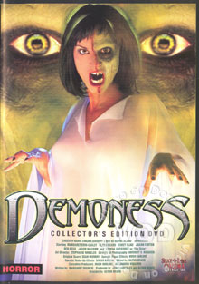 Demoness Box Cover