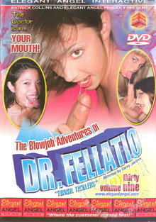 The Blowjob Adventures Of Dr. Fellatio 39 Box Cover