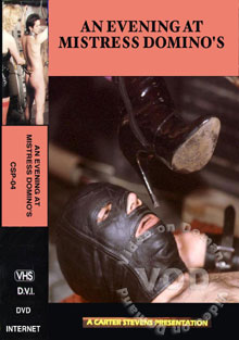 An Evening At Mistress Domino's Box Cover