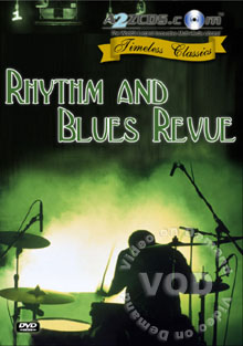 Rhythm And Blues Revue Box Cover