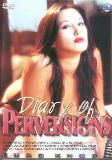 Diary Of Perversions Box Cover
