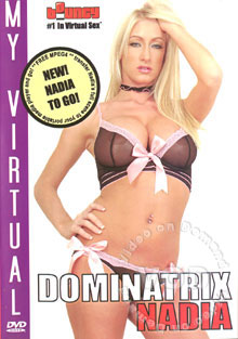 My Virtual Dominatrix - Nadia Box Cover