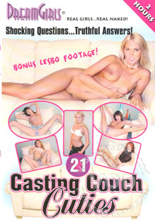 Casting Couch Cuties 21 Box Cover