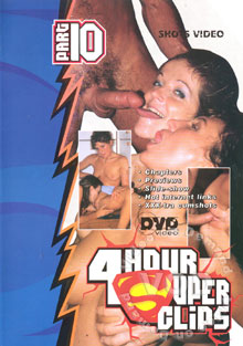 4 Hour Super Clips Part 10 Box Cover