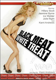 Black Meat White Treat Box Cover