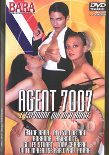 Agent 7007-The Spy Who Kissed Me