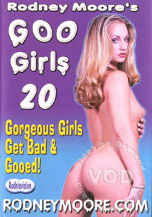 Goo Girls 20 Box Cover