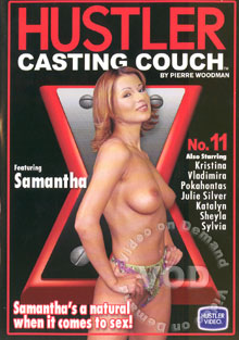 Hustler Casting Couch X No. 11