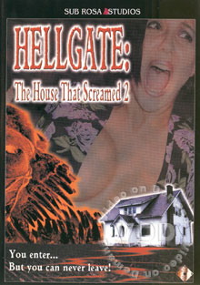Hellgate: The House That Screamed 2 Box Cover