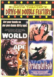 World Of The Erotic Ape Box Cover