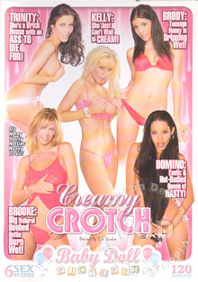 Creamy Crotch Box Cover