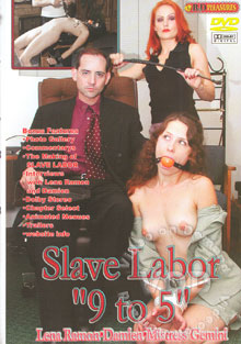 Slave Labor 9 to 5 Box Cover