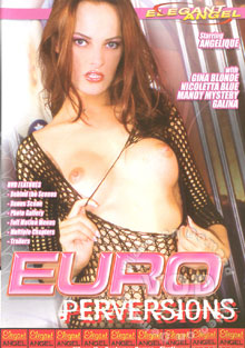 Euro Perversions Box Cover