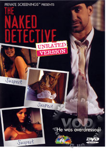 The Naked Detective Box Cover