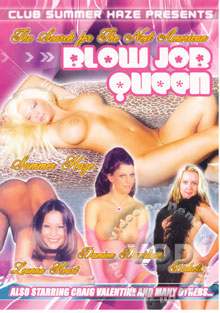 The Search For The Next American Blow Job Queen Box Cover