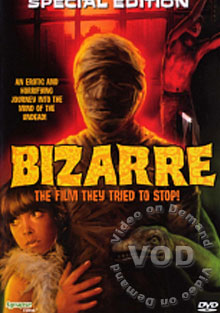 Bizarre: Secrets of Sex Box Cover