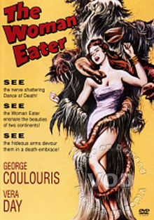 The Woman Eater Box Cover
