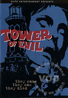 Tower Of Evil Box Cover