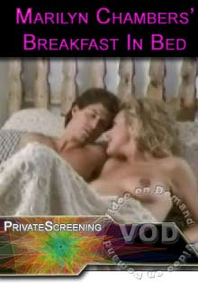 Marilyn Chambers' Breakfast In Bed Box Cover
