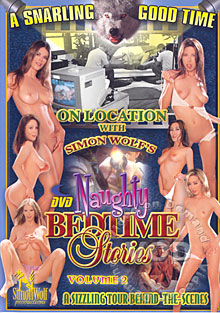 Naughty Bedtime Stories Volume 2 - A Sizzling Tour Behind-The-Scenes Box Cover