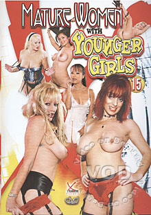 Mature Women With Younger Girls 15 Box Cover