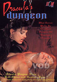 Dracula's dungeon Box Cover