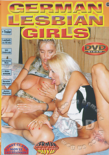 German Lesbian Girls Box Cover