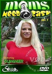 Moms Need Cash Vol. 1 Featuring Summer Box Cover