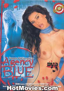 Agency Blue Box Cover