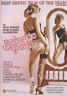 Cecil Howard's Babylon Pink Box Cover