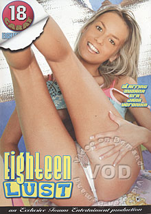 Eighteen Lust Box Cover