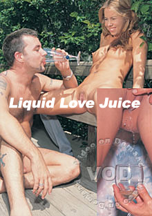 Liquid Love Juice Box Cover